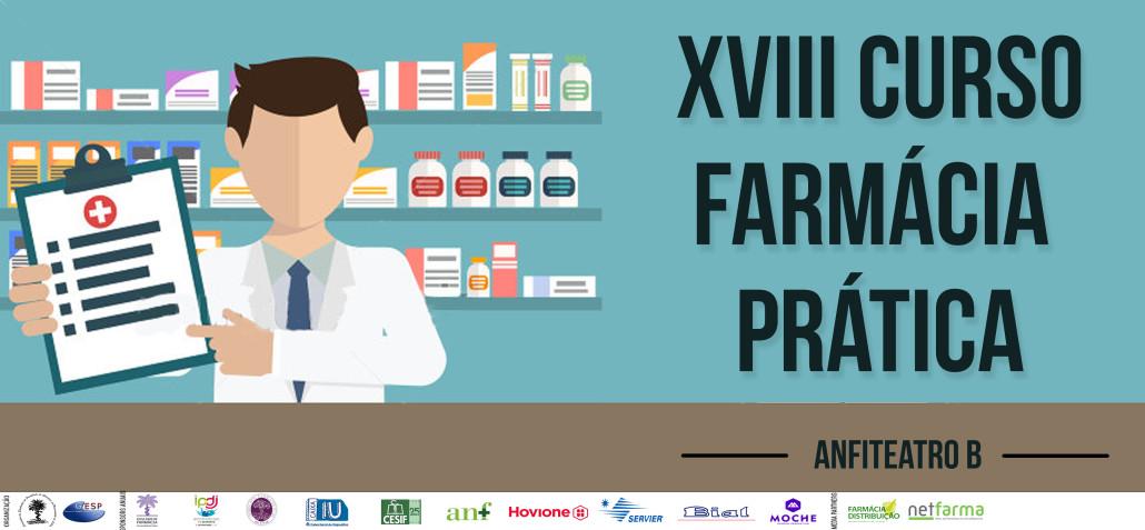 XVIII Curso de Farmácia Prática