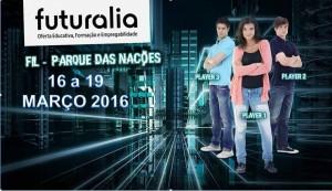 FFULisboa na Futurália 2016