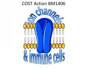 Reunião internacional – Ação COST BM1406