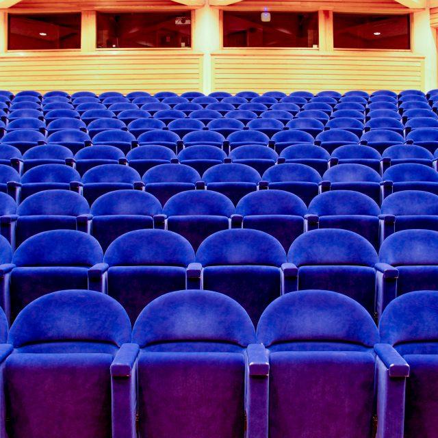Auditório Maria Odette Santos-Ferreira | Crédito: AEFFUL Photography