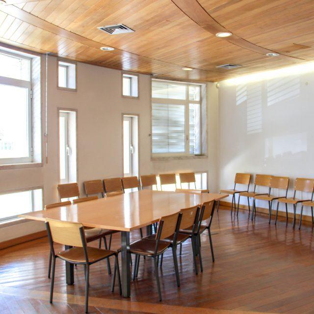 Sala de Reuniões | Crédito: AEFFUL Photography