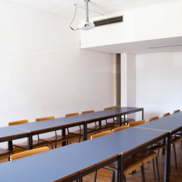Sala de Seminário | Crédito: AEFFUL Photography