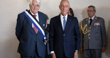 Crédito: Presidência da República Portuguesa