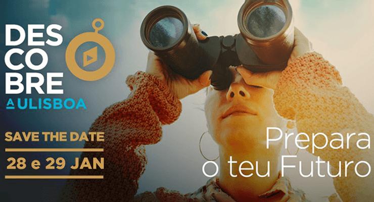 """FFUL na Exposição """"Descobre a ULisboa"""" 2020"""
