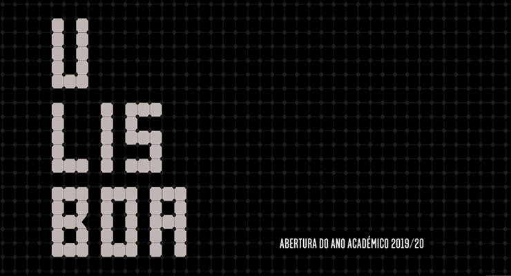 Abertura do Ano Académico da ULisboa 2019-2020