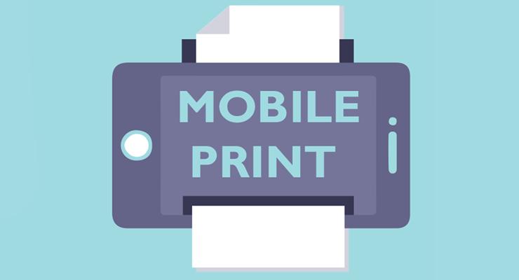 Mobile Print | 1.º Semestre 2020/2021