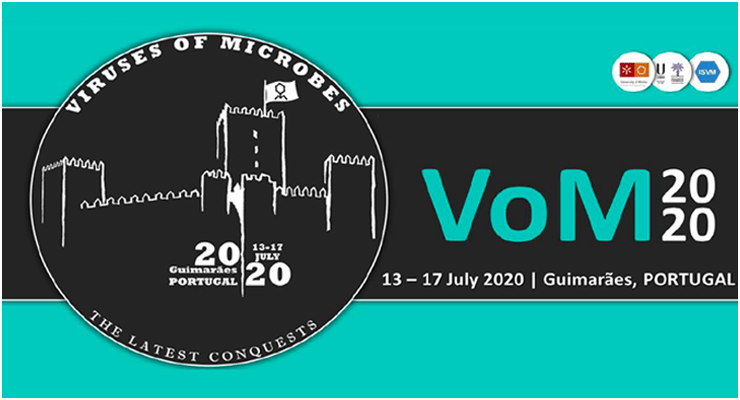 "Congresso ""Viruses of Microbes 2020"""
