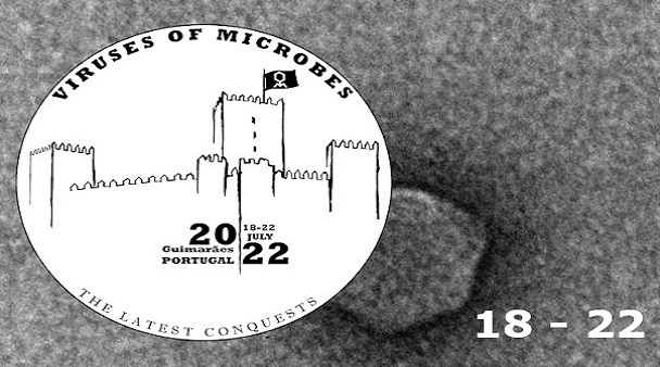 "Congresso ""Viruses of Microbes"""