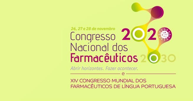 Congresso Nacional dos Farmacêuticos 2020